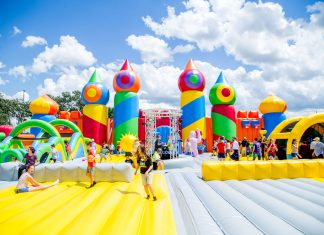 Big Bounce America Georgia