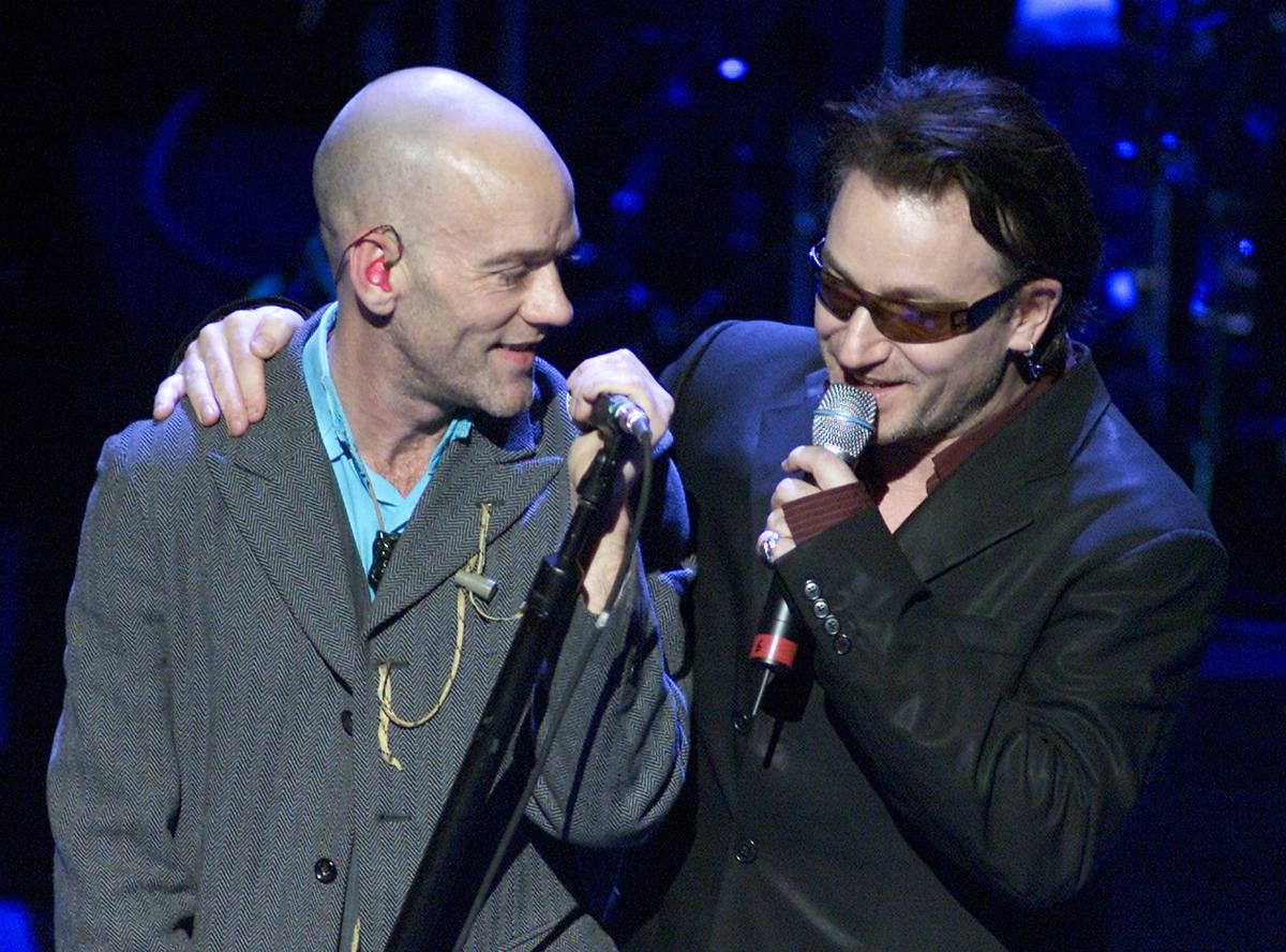 U2 R.E.M