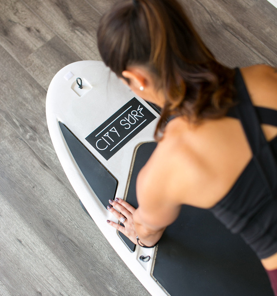 How to burn a bunch of calories on a surfboard…in Atlanta?