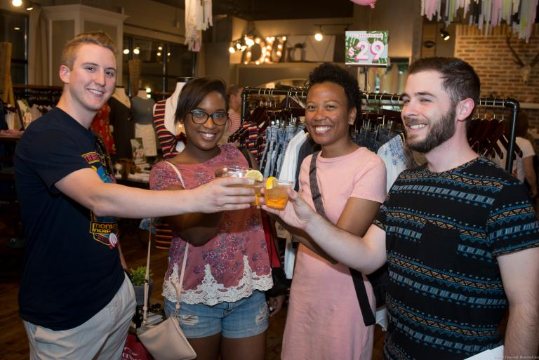 Sip & Stroll at Town Brookhaven