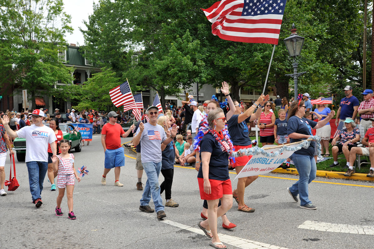 Dahlonega 4th of July Celebration