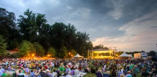 Performance in the Park with the Atlanta Symphony Orchestra