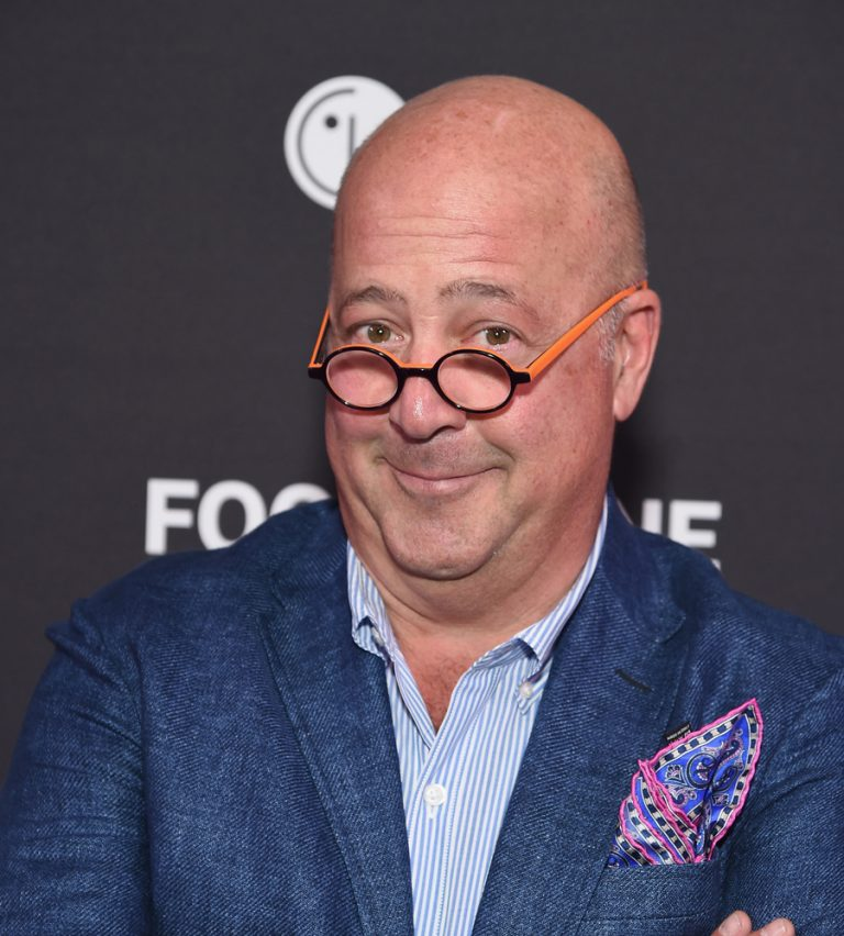 Andrew Zimmern shares his Atlanta favorites on his new Travel Channel show