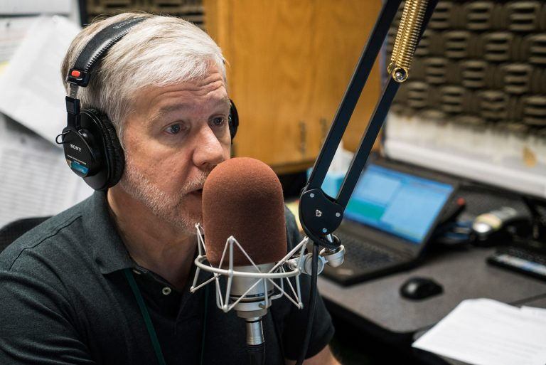 Denis O'Hayer signs off from WABE: A look back at his 42-year news career