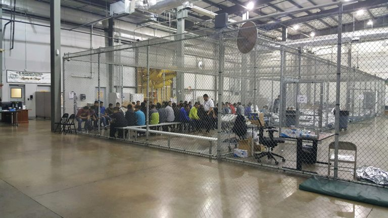Atlanta attorney buys TrumpHotels.org, plasters it with images of immigrant detention centers