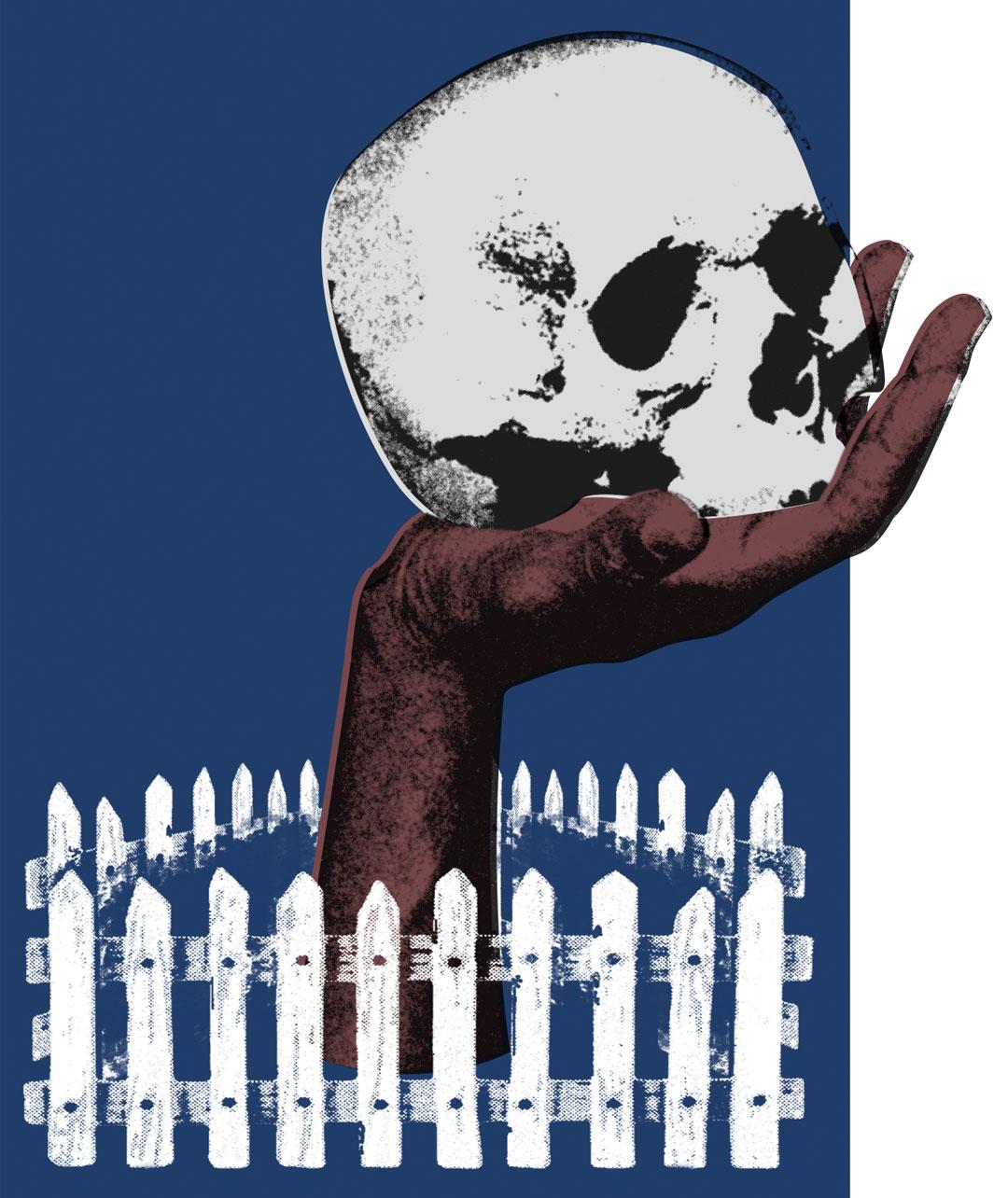 Theatre Illustration by Adam Maida