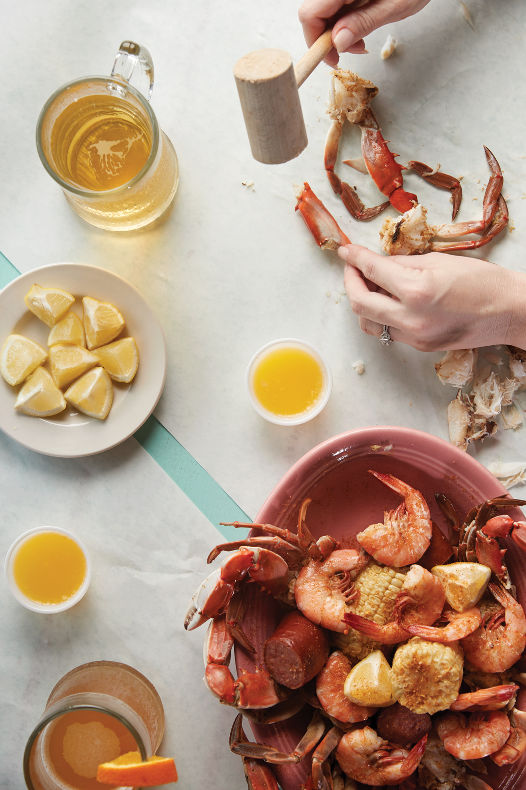 Where to eat local seafood on Georgia's coast