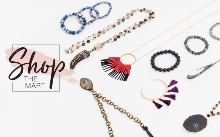 Shop the Mart Offers Insider Access to Shop Fine Jewelry and Fashion Accessories