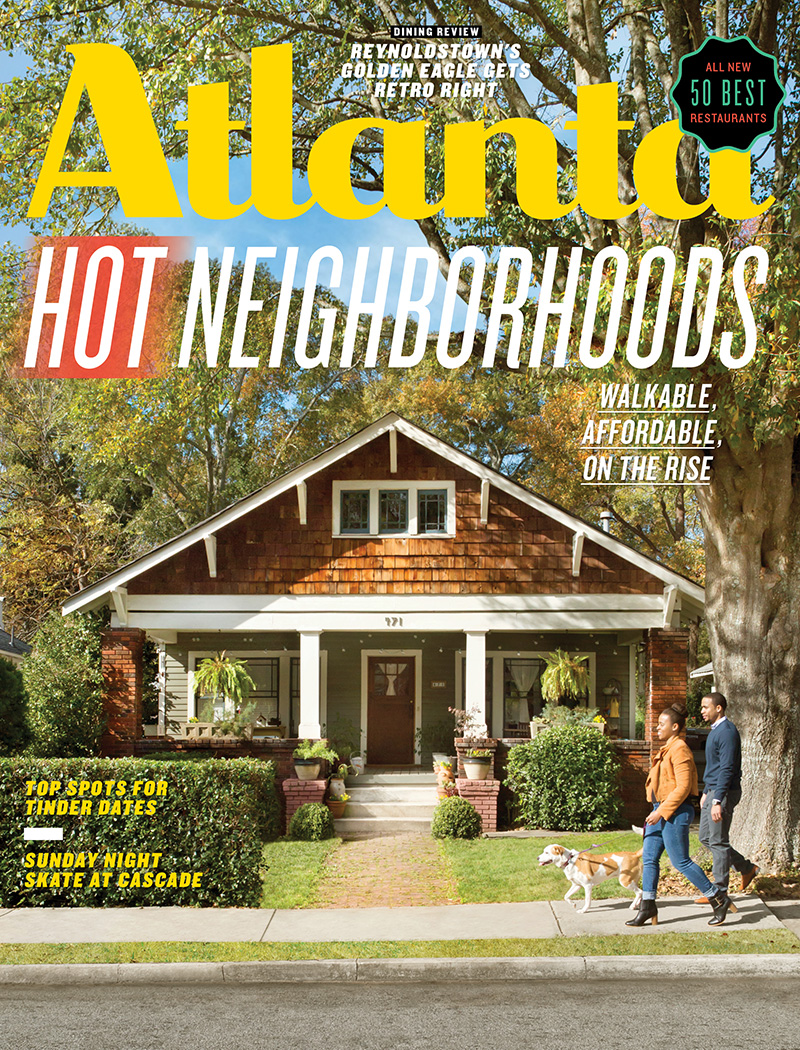 Atlanta Magazine New Subscription