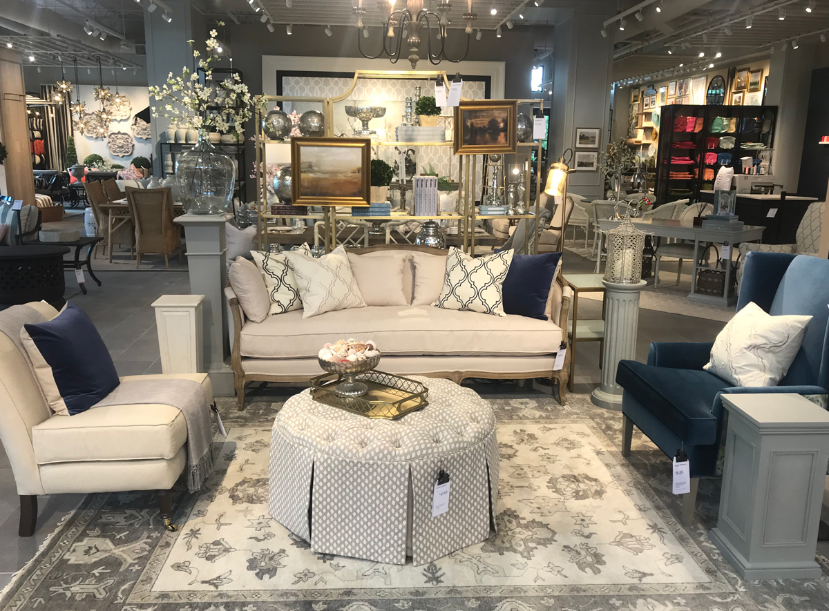 Astounding Ballard Designs Opens Its New Larger Flagship Store In Inzonedesignstudio Interior Chair Design Inzonedesignstudiocom