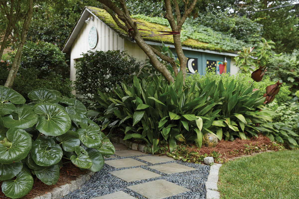 Garden Variety Shed