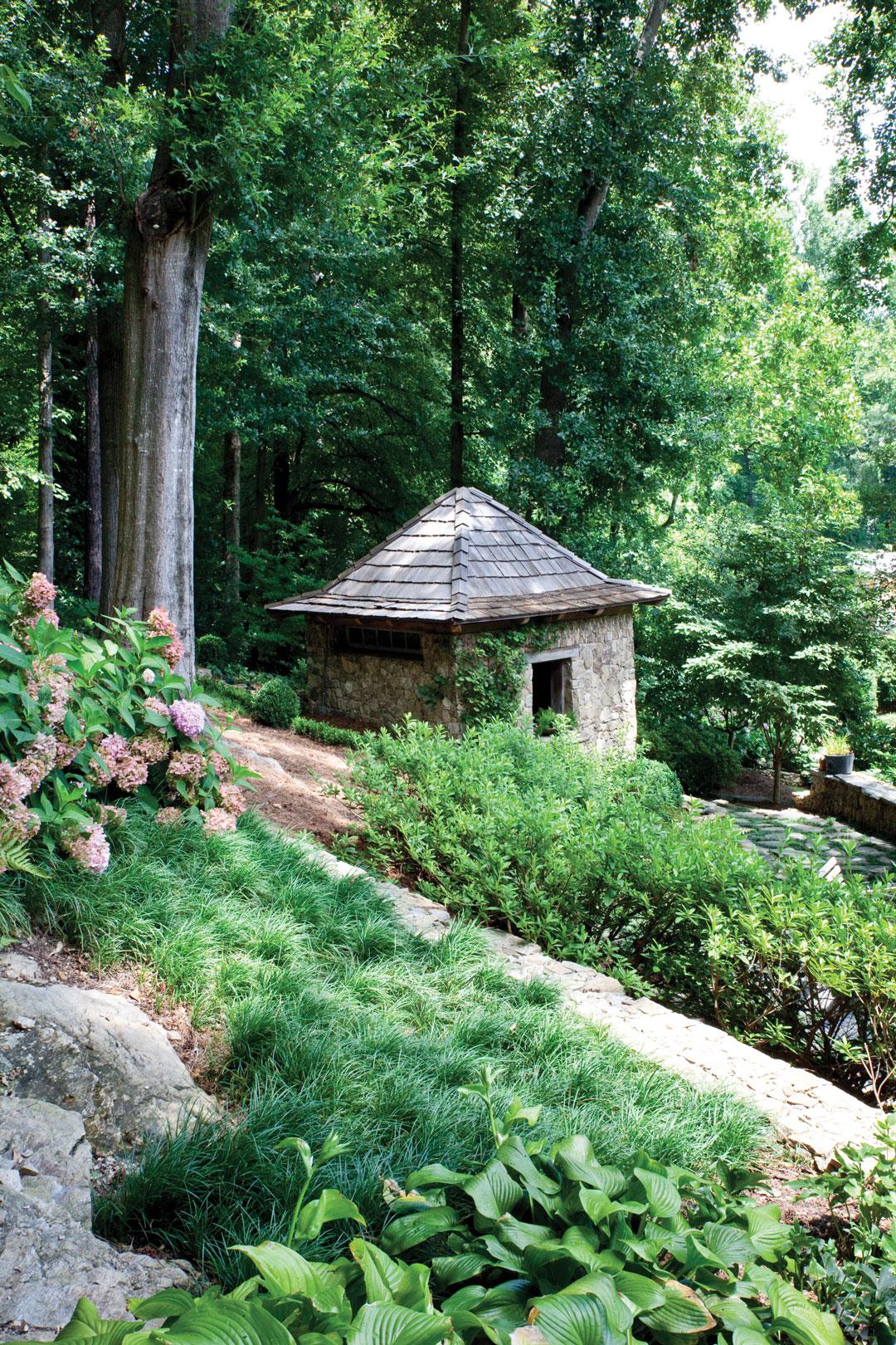 Garden Variety Stone Sanctuary