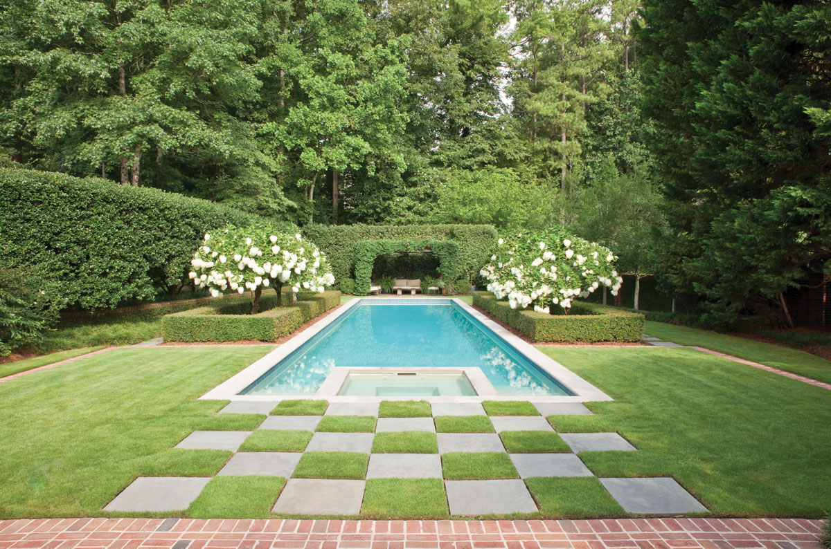 Garden Variety Swimming Pool