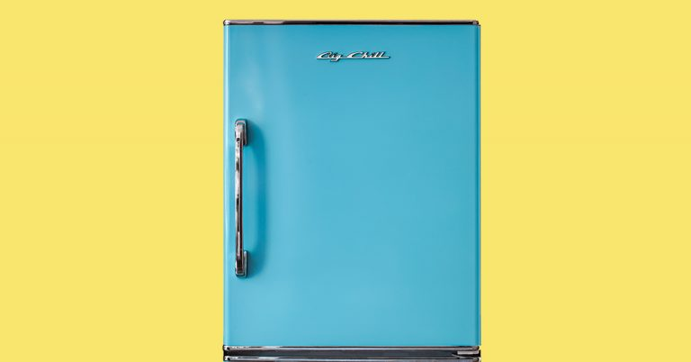 Keeping it cool: The retro fridge is back and, now, state of the art