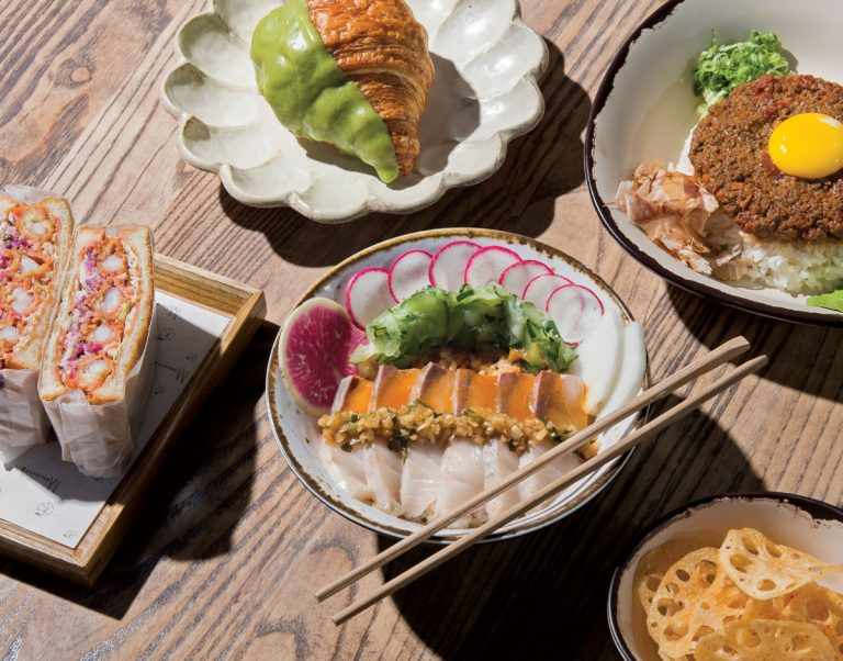 Review: Momonoki brings the beauty and craft of Tokyo and Taipei to Midtown