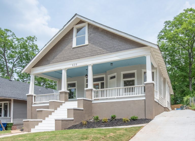 House Envy: Live in a charming restored bungalow by the BeltLine in West End