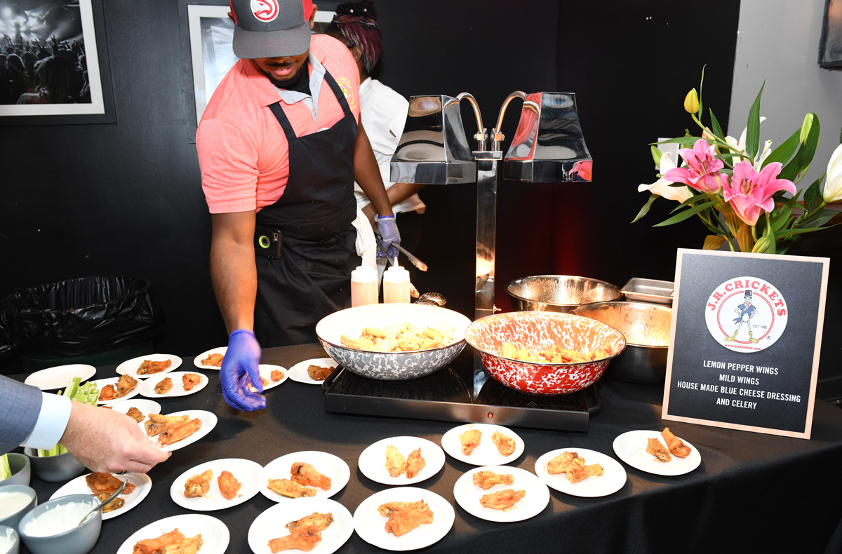 Philips Arena new restaurants
