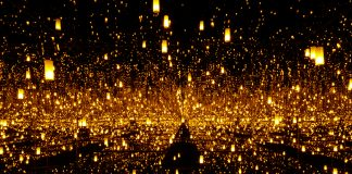 Yayoi Kusama Infinity Mirrors High Museum of Art Atlanta