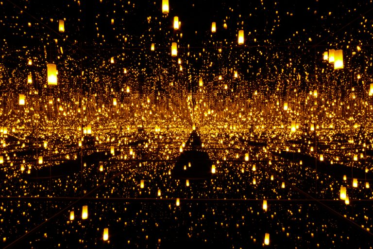 How to get tickets to Yayoi Kusama's Infinity Mirrors exhibition at Atlanta's High Museum