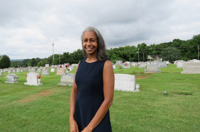 At South-View Cemetery, Winifred Watts Hemphill is keeper of black Atlanta's departed history