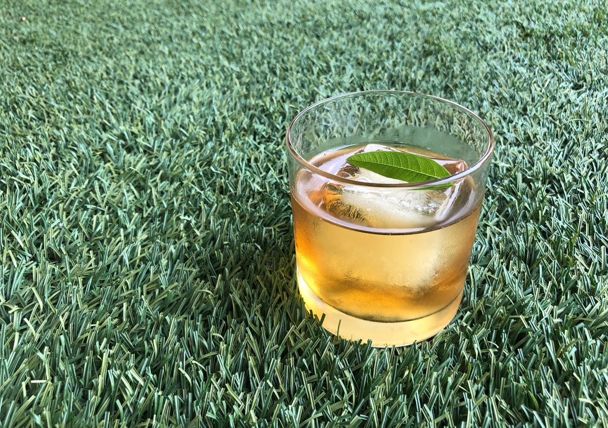 Wax-washed cocktail atlanta