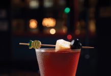 Ticonderoga Club cocktail