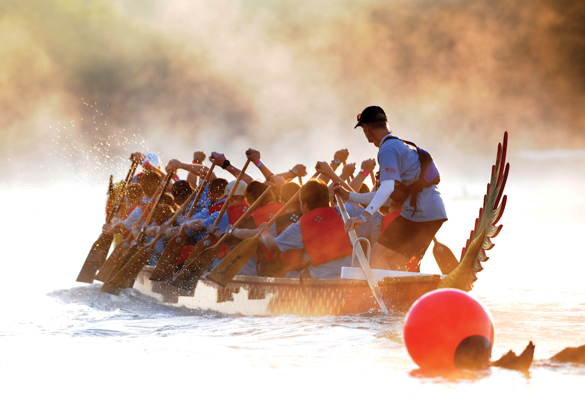 Dragon Boat World Championship