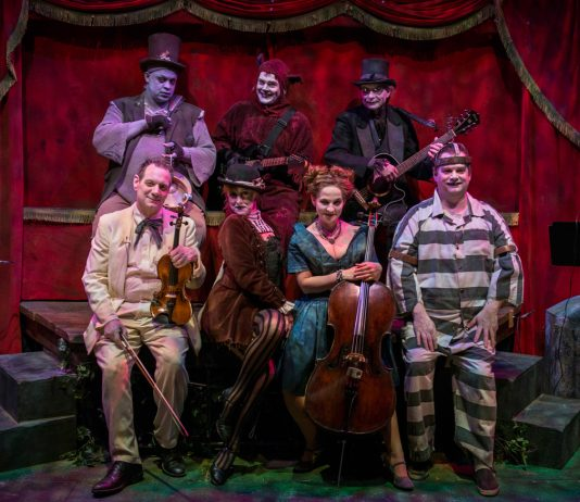 Center for Puppetry Arts Atlanta Ghastly Dreadfuls