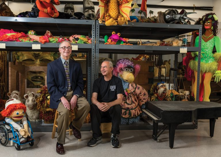 Peace, Love, and Puppets: Why adults may need the Center for Puppetry Arts more than kids do