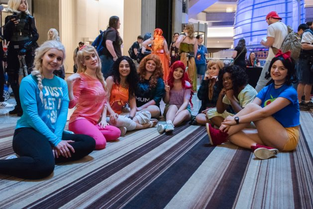 Dragon Con 2018 costume gallery photos
