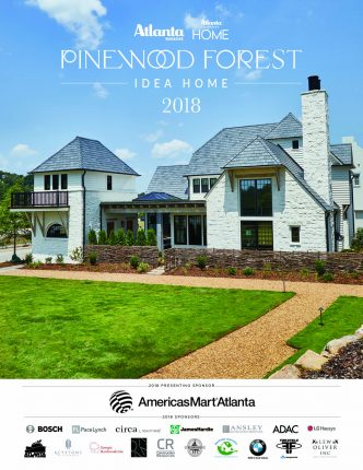Pinewood Forest Idea Home Atlanta Magazine