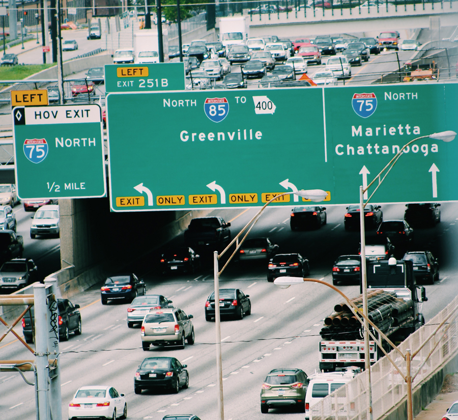 Atlanta drivers least safe Allstate report