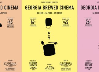 Georgia Brewed Cinema