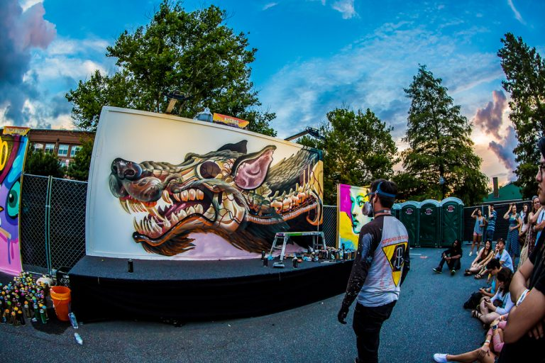 """Atlanta artist Greg Mike wants you to """"explore the creative unknown"""" with the OuterSpace Project"""