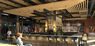 SweetWater Brewing Co brewery renovation
