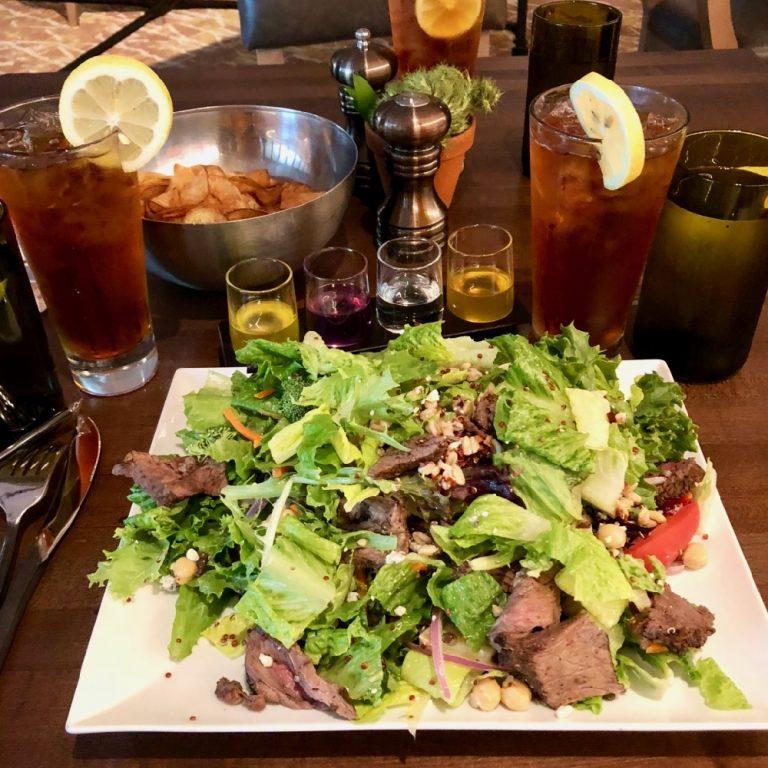 Saltwood's weekday salad bar is Midtown's best-kept lunch secret