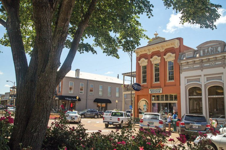Art, literature, and good eats abound on a weekend getaway to Oxford, Mississippi