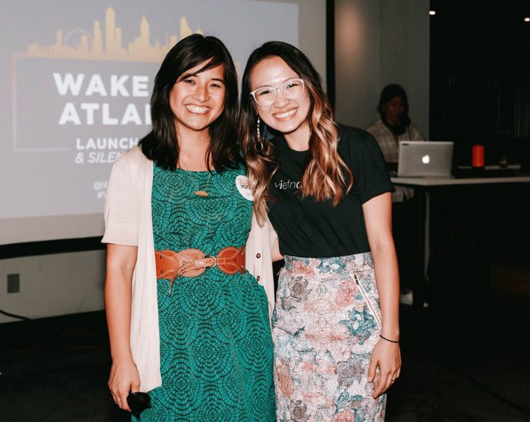 """Wake Up Atlanta"" How Kavi Vu and Phi Nguyen use Facebook to get Asian American Atlantans engaged in politics"