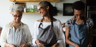 Chef Carla Hall Atlanta History Center