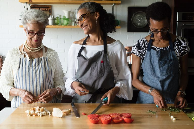 """In her new book, Chef Carla Hall reclaims soul food: """"It's part of my DNA."""""""