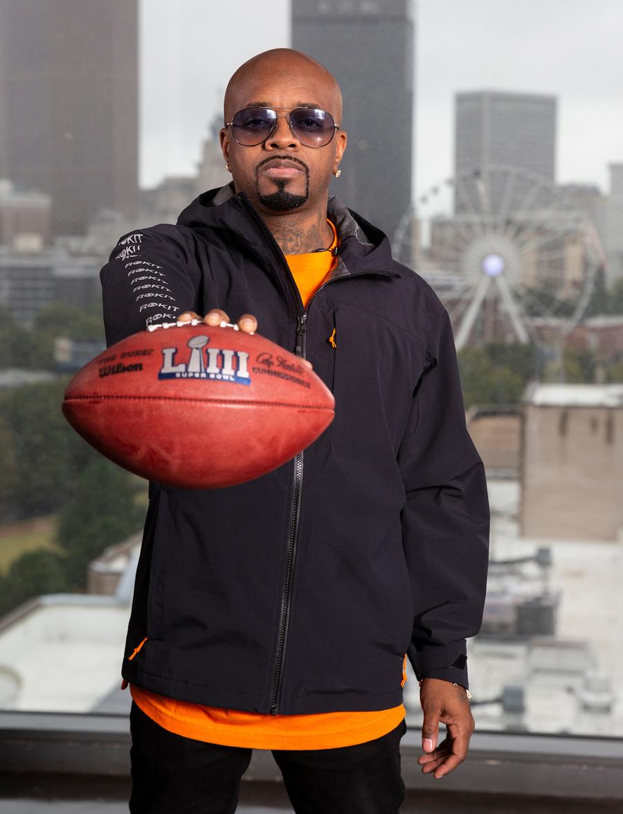 Jermaine Dupri Super Bowl LIVE LIII