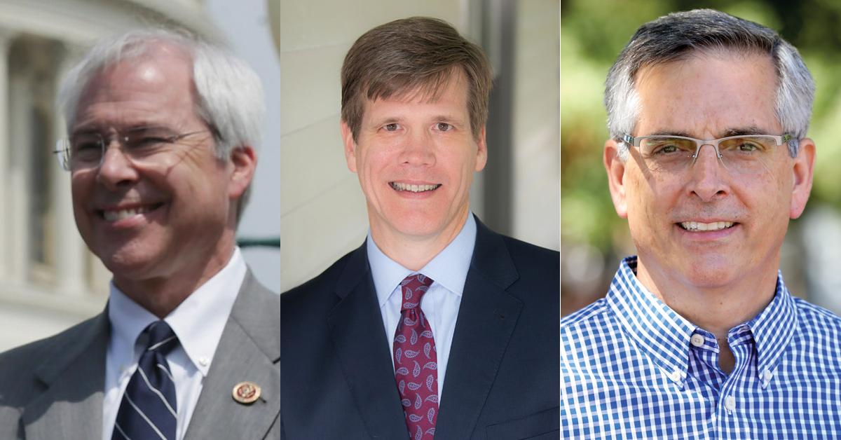 Georgia Secretary of State Candidates Election 2018