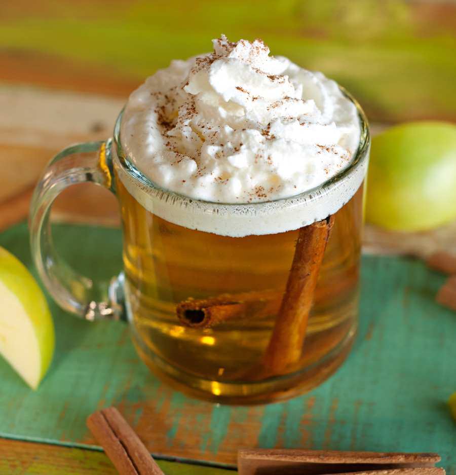Hodgepodge Coffee Apple cider