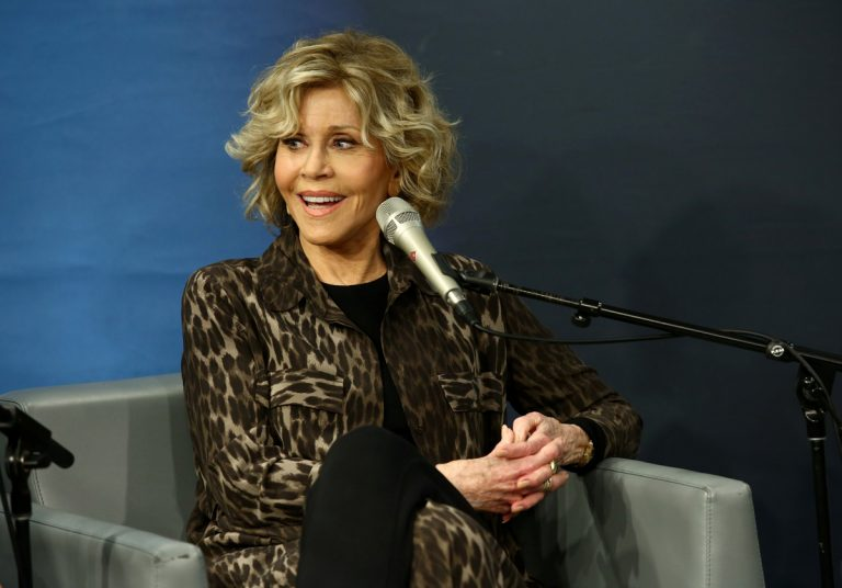 Jane Fonda on Ted Turner's diagnosis, G-CAPP, and her new HBO documentary