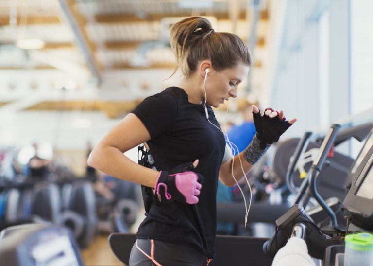 How does music impact your workout?