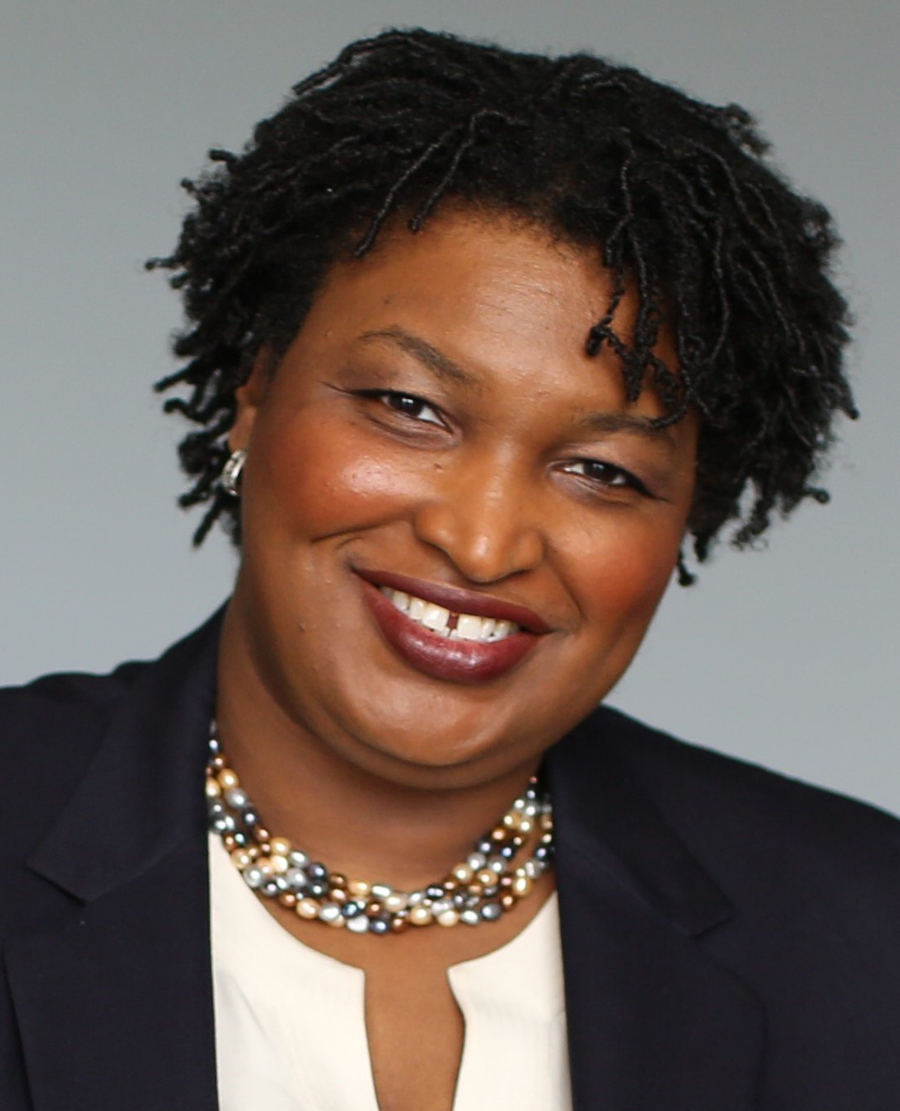 Stacey Abrams Candidate Georgia Governor Election 2018