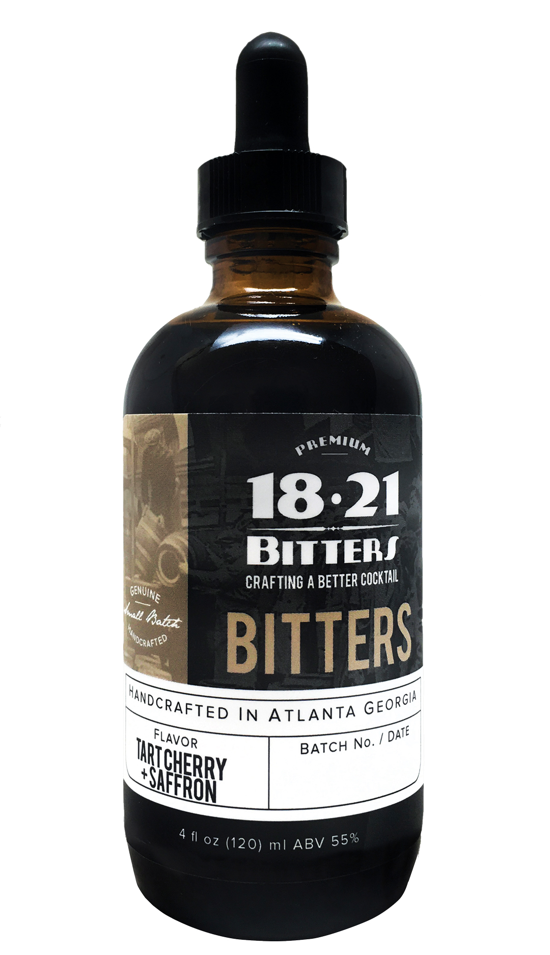 Made in Atlanta: 18.21 Bitters