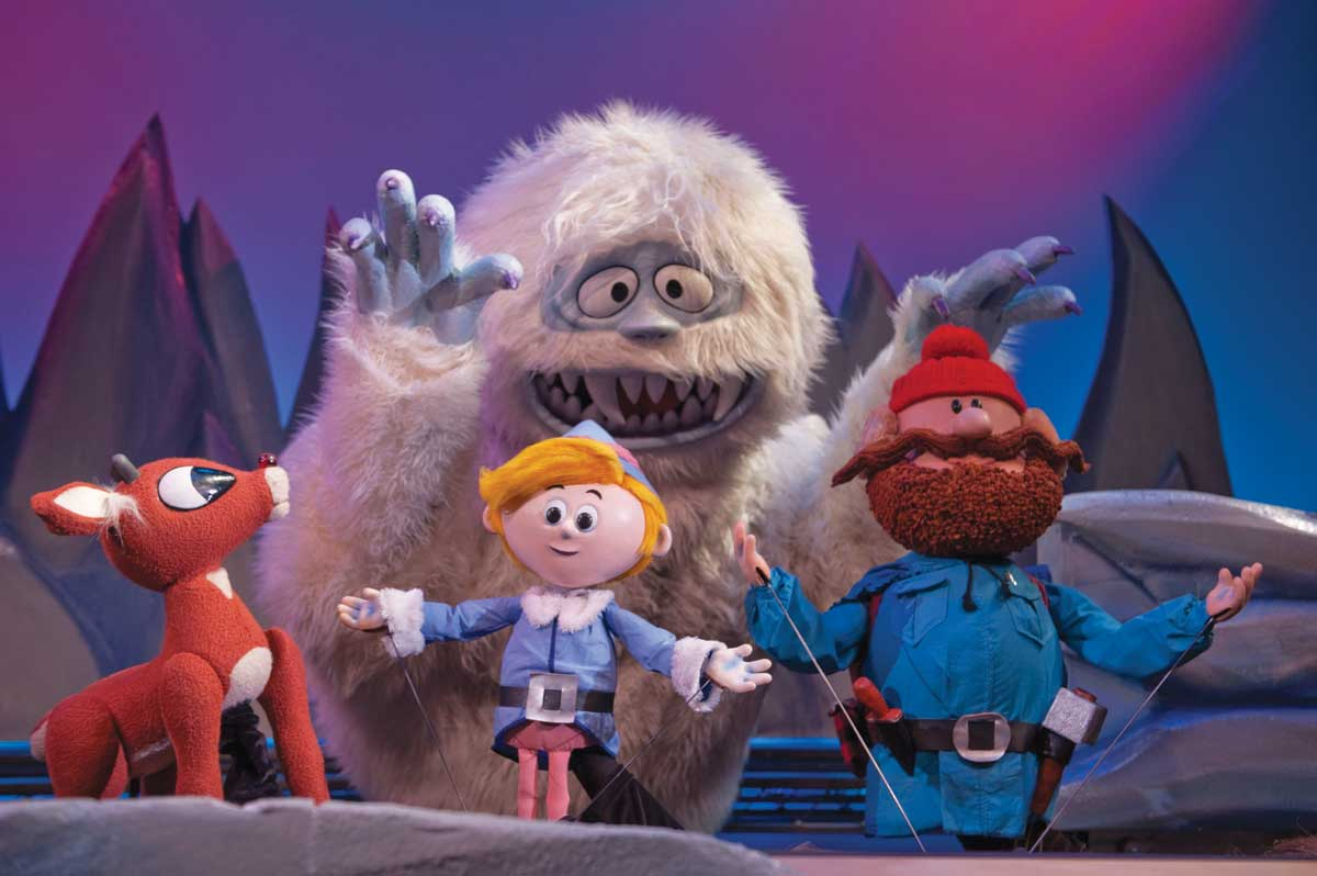 Don't miss list: Center for Puppetry Arts Rudolph
