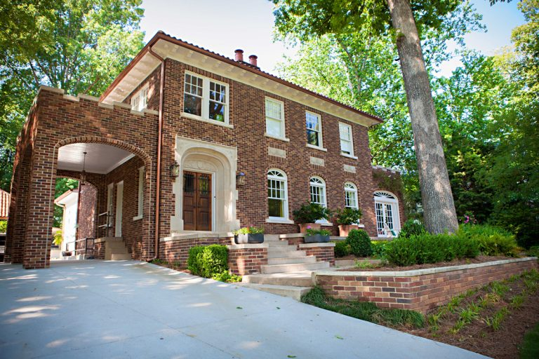 House Envy: This Mediterranean-style house in Druid Hills was designed by one of Georgia's first female architects
