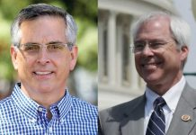John Barrow, Brad Raffensperger runoff